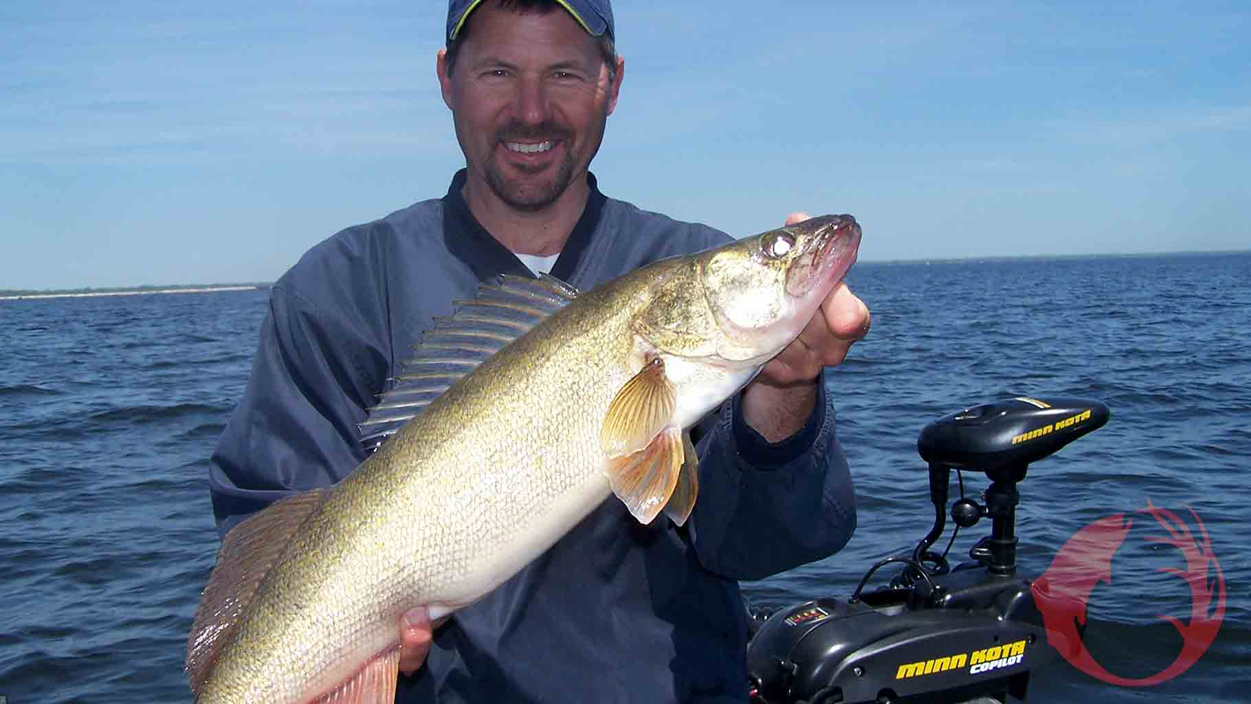 Early Season River Walleyes