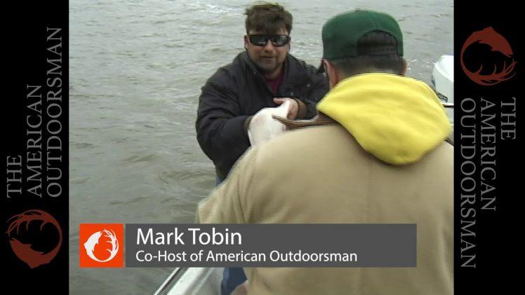 Spoonbill Fishing in Oklahoma