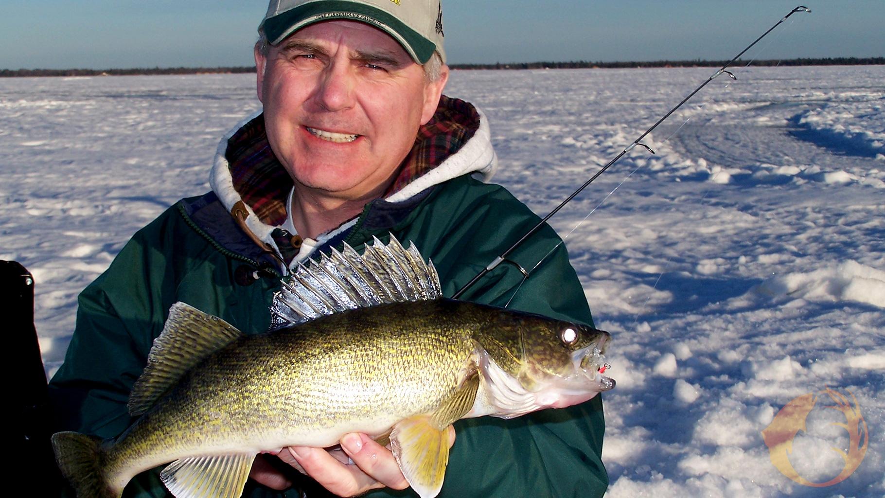 Mid-Season Ice-Fishing Ideas