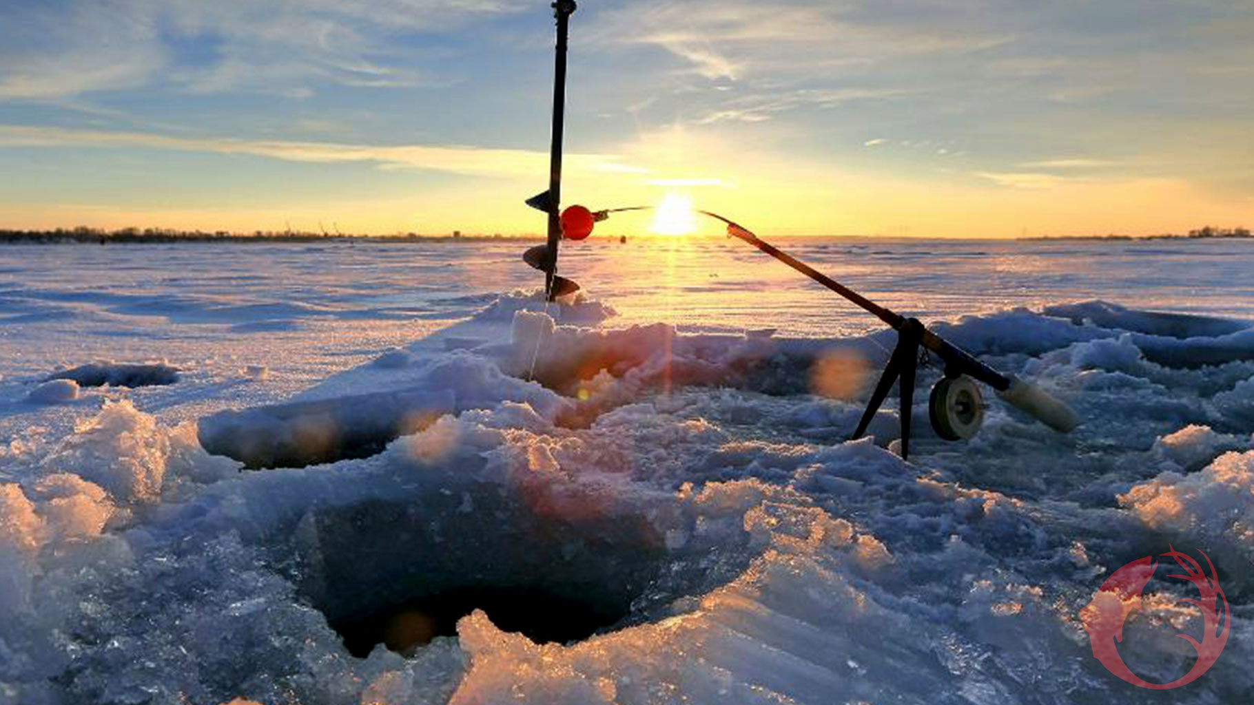 Learning to Fish Through the Ice