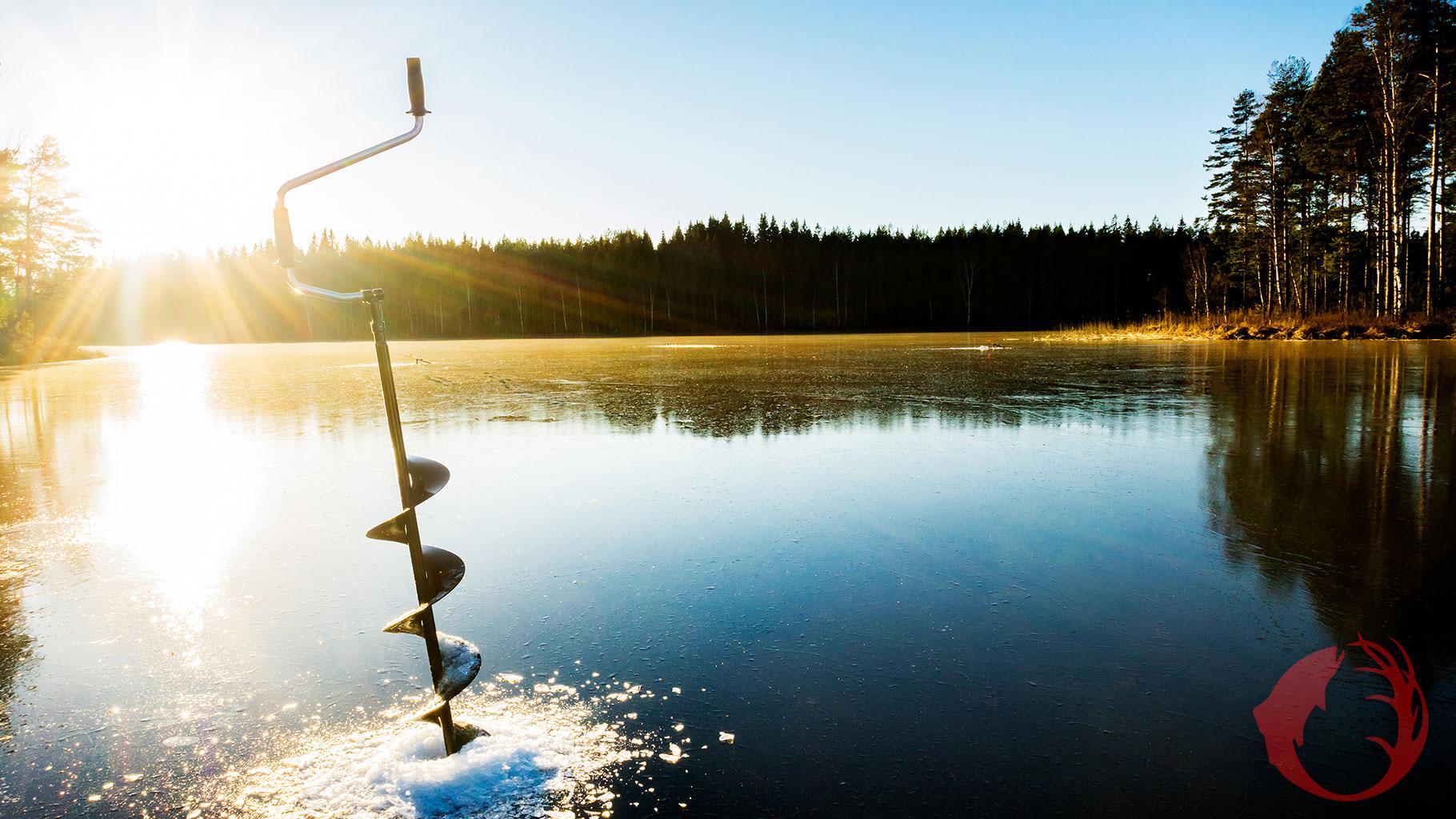 March Late Season Ice-Fishing