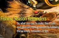 Fishing Season Reminders