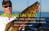 Tweaking Big Lake Tactics for Teensier Water 'Eyes