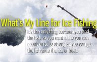 What's My Line For Ice – Fishing