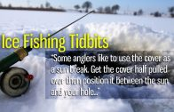 Ice Fishing Tidbits