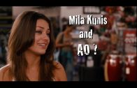 Mila Kunis, Hollywood and The American Outdoorsman