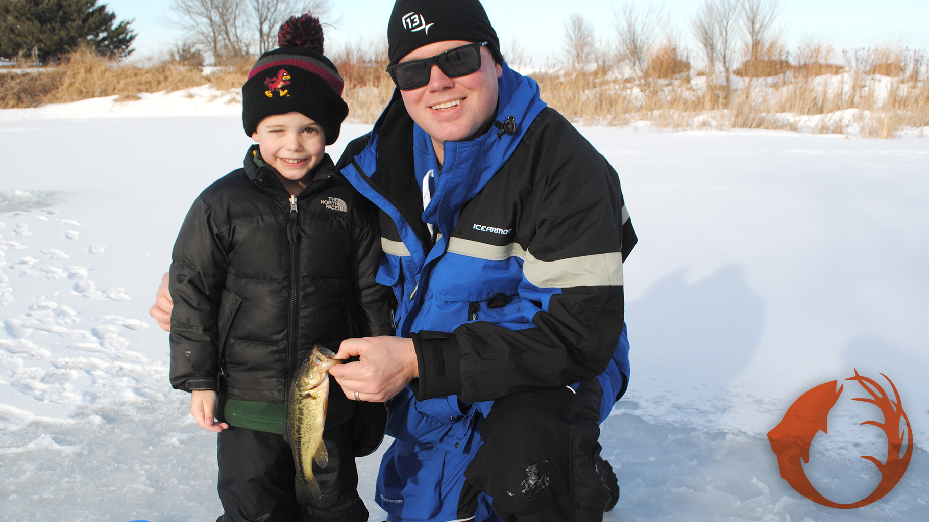 Creating New Ice-Anglers