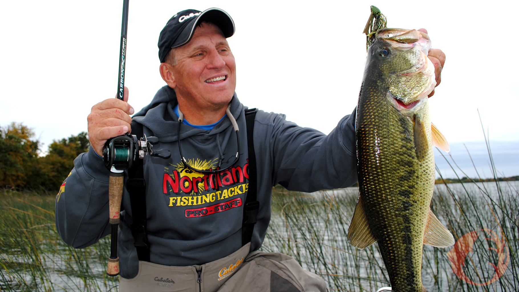 Bigger Baits for Bigger Fish in the Fall