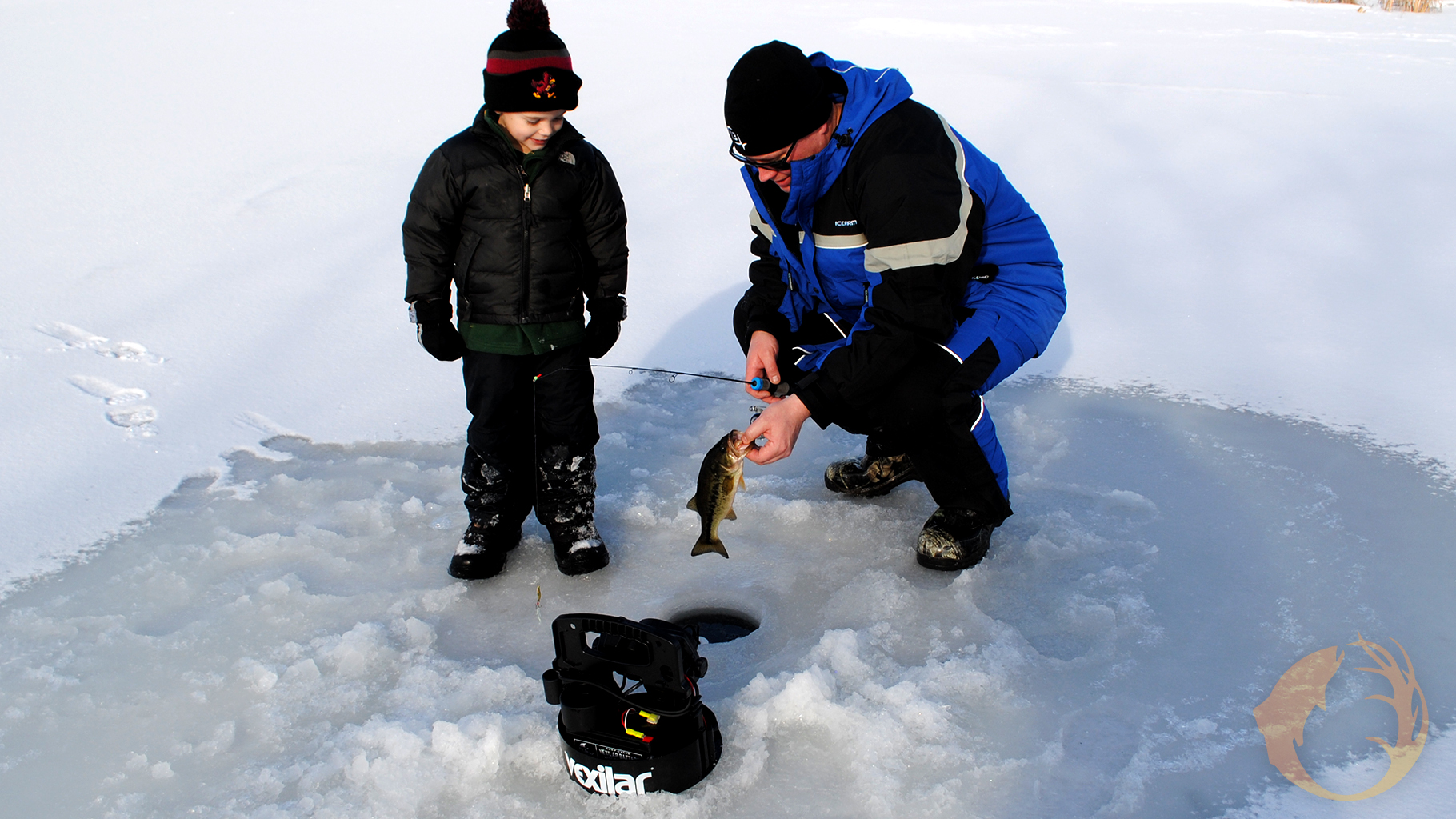 Sonar for Ice-Fishing