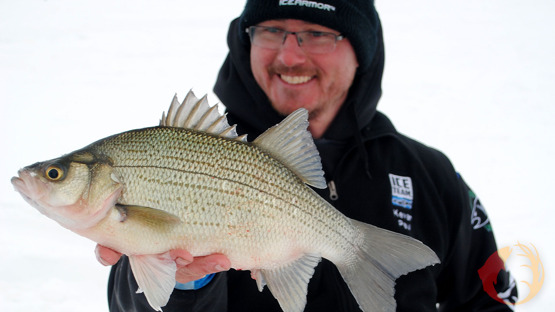 Two Midwest Ice-Fishing Hot Spots