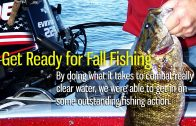 Get Ready for Fall Fishing