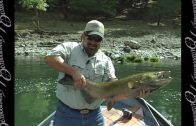 Fishing Oregon's Umpqua River for Chinook Salmon Part 2
