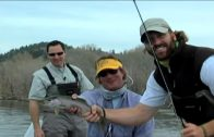 Fly Fishing in Montana with Jared Allen Part 3