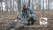 Iowa Whitetail Bow Hunt at Timberghost