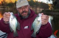 Three Ways to Catch Fall Crappie